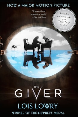 Book The Giver Movie Tie-In Edition by Lois Lowry