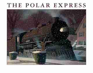 The Polar Express big book de Chris Van Allsburg