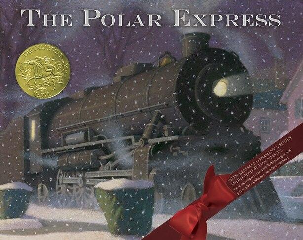 Polar Express 30th anniversary edition: 30th Anniversary Edition de Chris Van Allsburg