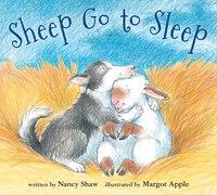 Sheep Go To Sleep (board Book)