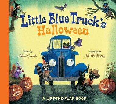 Little Blue Truck's Halloween by Alice Schertle