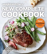 Weight Watchers New Complete Cookbook, Smartpoints(tm) Edition: Over 500 Delicious Recipes For The…