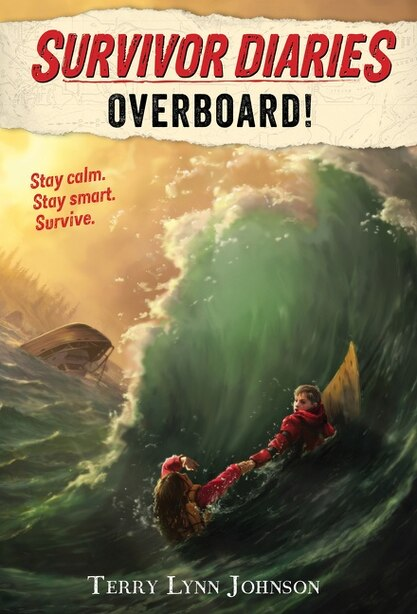Overboard! by Terry Lynn Johnson