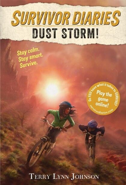 Dust Storm! by Terry Lynn Johnson