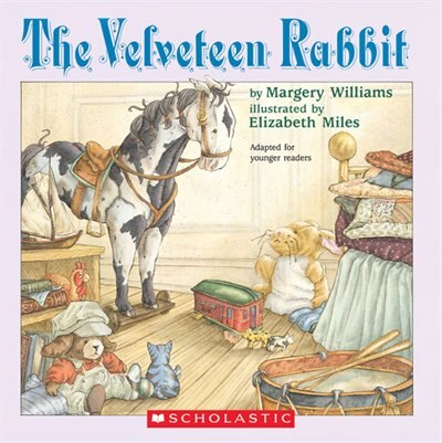 The Velveteen Rabbit: Book and CD by Margery Williams