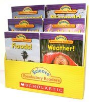 Science Vocabulary Reader Set: Wild Weather: Exciting Nonfiction Books That Build Kids…