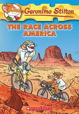 Book Geronimo Stilton #37: The Race Across America by Geronimo Stilton