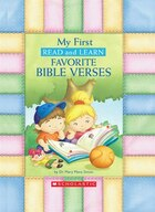 My First Read and Learn Bible Verses
