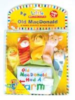 Little Scholastic: Old Macdonald: Hand Puppet Board Book