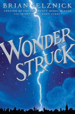 Book Wonderstruck by Brian Selznick