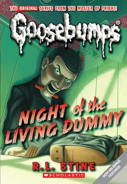 Book Night Of The Living Dummy (classic Goosebumps #1) by R. L. Stine