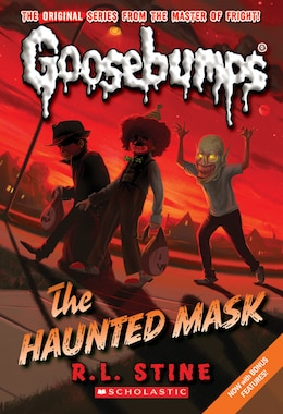 Book Goosebumps #4: The Haunted Mask by R L Stine