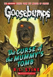 Goosebumps #6: The Curse of the Mummy's Tomb