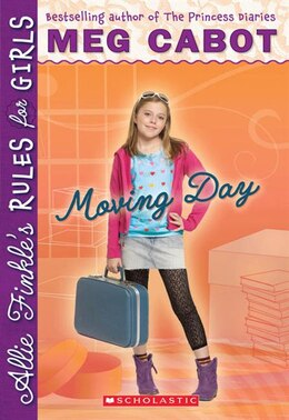 Book Allie Finkle's Rules for Girls Book One: Moving Day by Meg Cabot