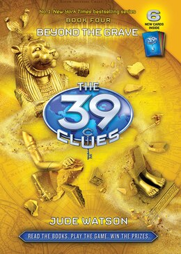 Book The 39 Clues Book Four: Beyond the Grave by Jude Watson