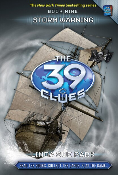 Storm Warning (the 39 Clues, Book 9) by Linda Sue Park