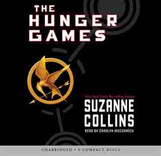The Hunger Games (Library Audio): Library Edition Audio Book by Suzanne Collins