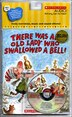 There Was An Old Lady Who Swallowed A Bell!: Book and CD by Lucille Colandro