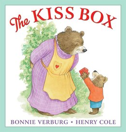 Book The Kiss Box by Bonnie Verburg