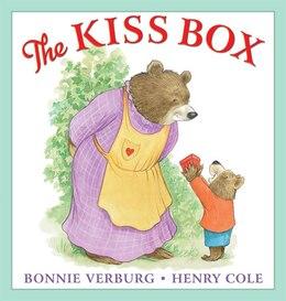 Book The Kiss Box by Bonnie Verburg