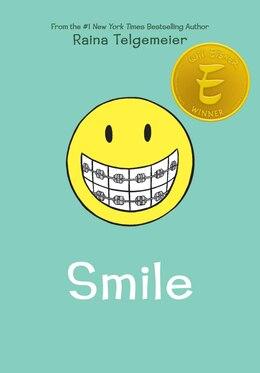 Book Smile by Raina Telgemeier