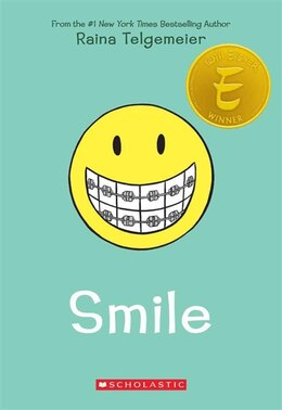 Book Smile by Raina Telgemeier