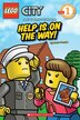 Lego Reader: Lego City Adventures #2: Help Is On the Way! by Sonia Sander