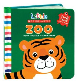 Book Little Scholastic: Zoo by Salina Yoon