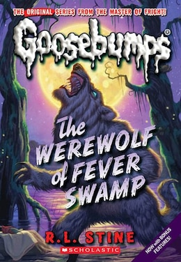 Book Goosebumps #11: The Werewolf of Fever Swamp by R L Stine