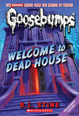 Book Goosebumps: Welcome to Dead House by R L Stine