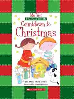 Read and Learn: Countdown to Christmas by Dr Mary Manz Simon