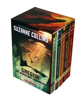 The Gregor the Overlander: Book One in the Underland Chronicles (Books 1-5) (Box Set)