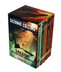 Gregor the Overlander: Book One in the Underland Chronicles (Box Set Books 1-5)