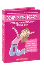 Dear Dumb Diary Box Set (Books 1-2 + Diary)