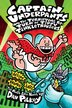 Captain Underpants and the Terrifying Return of Tippy Tinkletrousers: The Ninth Epic Novel by Dav Pilkey