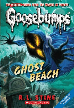 Book Goosebumps #15: Ghost Beach by R L Stine
