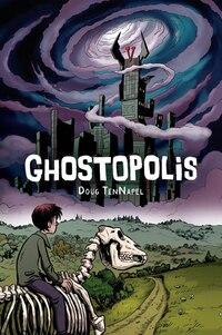 Ghostopolis (Paperback)