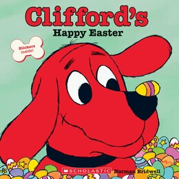 Book Clifford's Happy Easter by Norman Bridwell