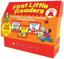 First Little Readers: Guided Reading Level A: A Big Collection of Just-Right Leveled Books for…