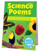 Science Poems Flip Chart: 25 Lively Learning Poems That Teach Key Science Concepts and Boost…