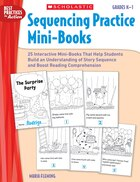 Sequencing Practice Mini-Books: 25 Interactive Mini-Books That Help Students Build an Understanding…