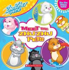 Meet the Zhu Zhu Pets