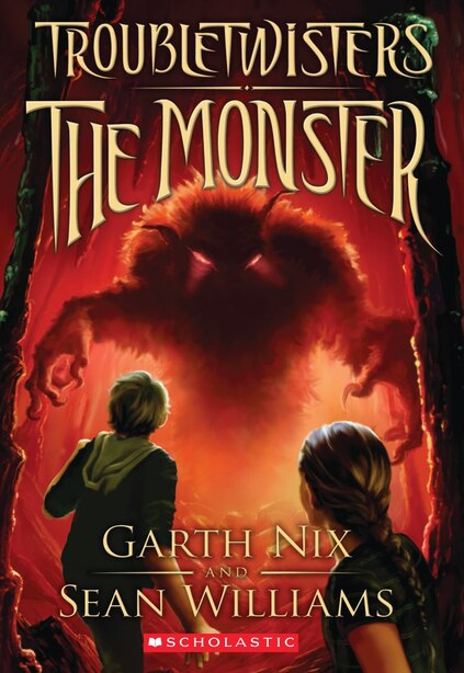 The Monster (troubletwisters #2) by Garth Nix
