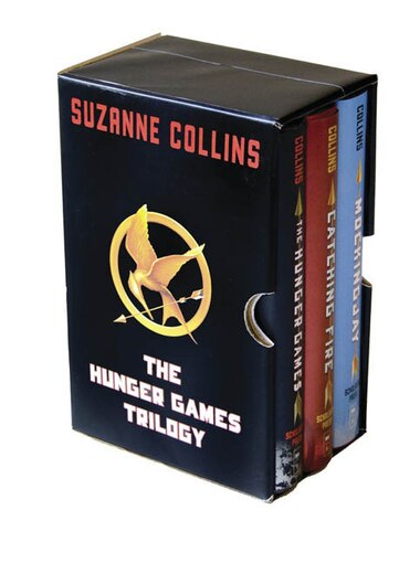 hunger games related books