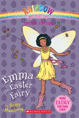 Book Rainbow Magic Special Edition: Emma the Easter Fairy by Daisy Meadows
