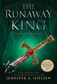 The Runaway King: Book 2 of The Ascendance Trilogy: Book 2 of The Ascendance Trilogy