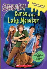 Scooby-Doo! Curse of the Lake Monster Jr. Movie Novel
