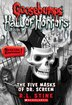 Goosebumps Hall of Horrors #3: The Five Masks of Dr. Screem by R L Stine