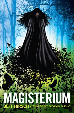 Book Magisterium by Jeff Hirsch