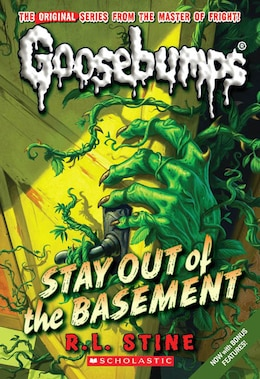 Book Goosebumps: Stay Out of the Basement by R L Stine